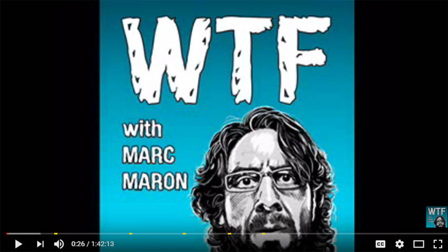 Ritch Shydner on WTF with Mac Maron
